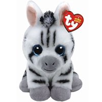 Product Image Cp Ty Beanie Babies- Stripes Zebra (Glitter Eyes) Small 6