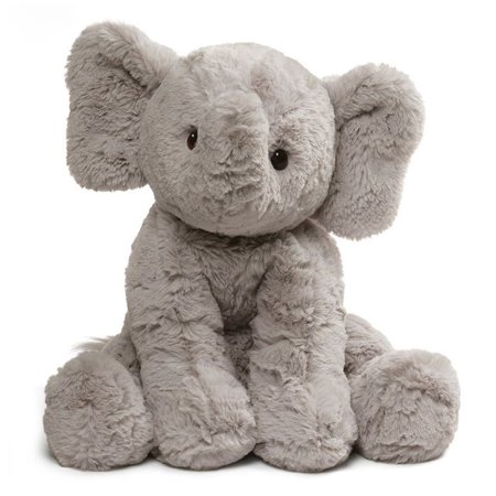 Elephant Cozys Large 10 inch - Stuffed Animal by GUND