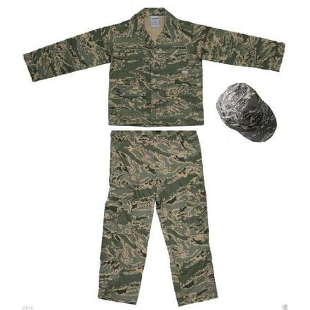 New Airman Battle Uniform - Kids X-Large (18-20) USAF Airmans Battle Uniform 3 pc Set