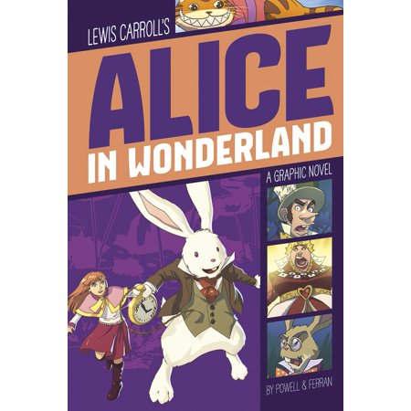 Graphic 45 Halloween In Wonderland Paper (Graphic Revolve: Common Core Editions: Alice in Wonderland)