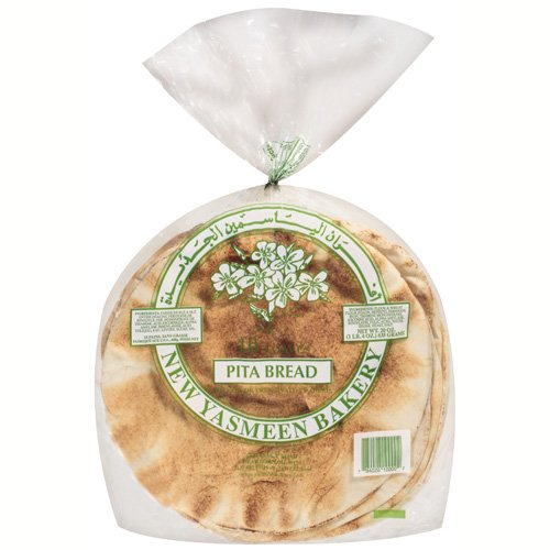 New Yasmeen Bakery Pita Bread, 20 oz
