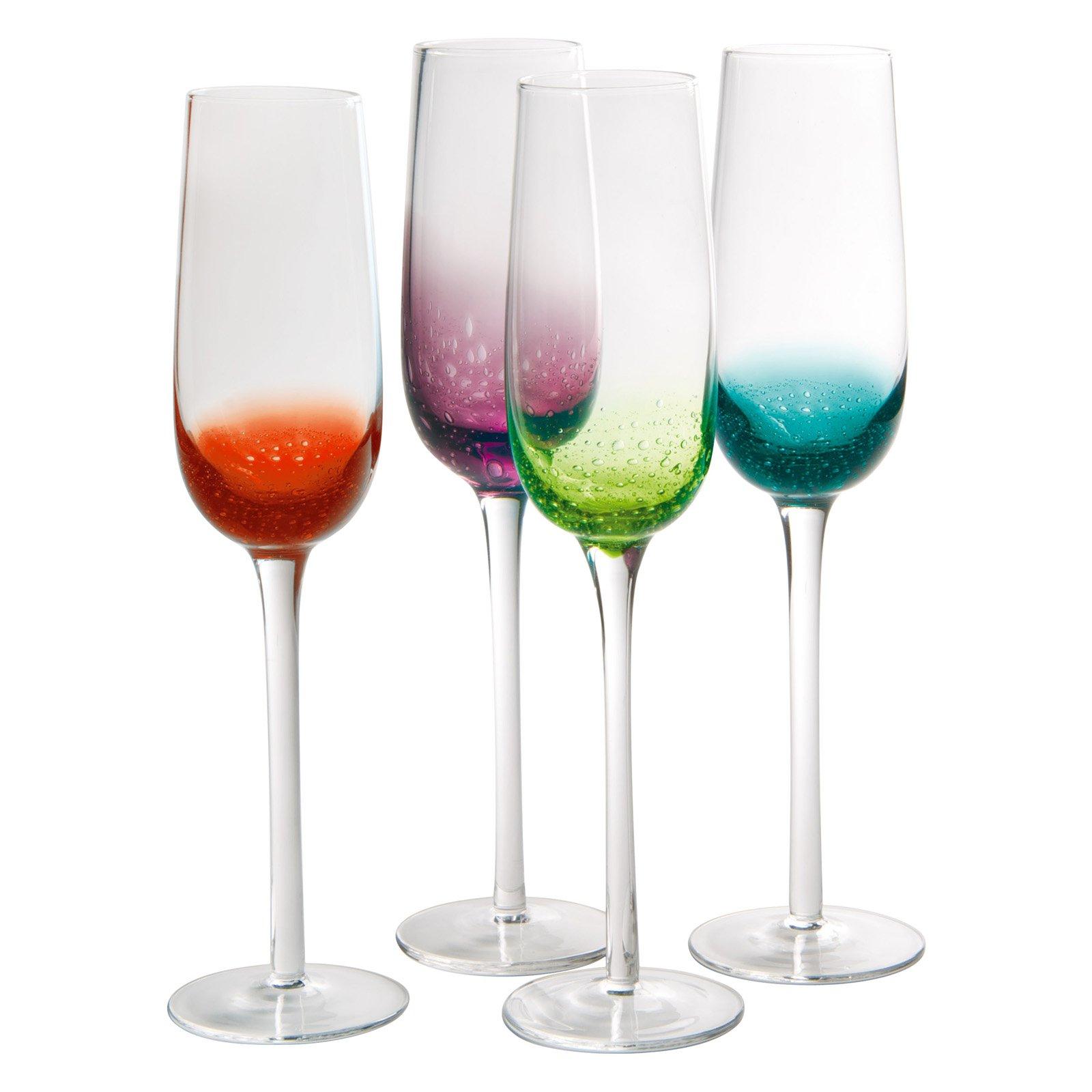 Artland Inc. Fizzy Champagne Flutes - Set of 4
