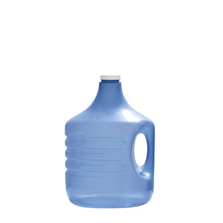 2 Gallon Polypropylene Plastic Reusable Water Bottle Container (Made in - Polypropylene Water