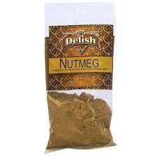 Its Delish Nutmeg (Ground), 1 oz Small Bag by Its Delish