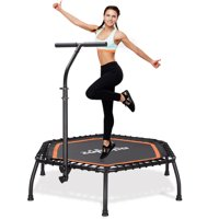 """Zupapa 45"""" Fitness Bungee Trampoline/ Exercise Rebounder, Max 330 lbs"""