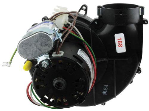 Induced Draft Blower W//Gasket fit Rheem-Ruud