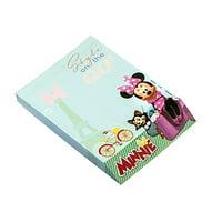 DisneyClassicMinnieMouseSTAYONTHEGONotePad/Book