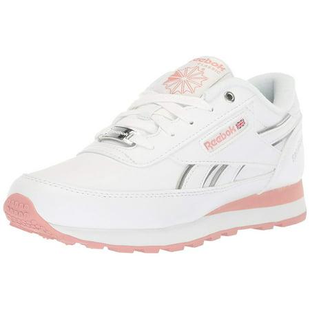 905384b21dc8 Reebok - Reebok Womens Classic Renaissance Leather Low Top Lace Up Running  Sneaker - Walmart.com
