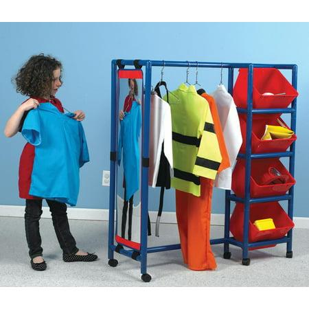 Children's Factory Mobile Costume Center - Cubby Costume