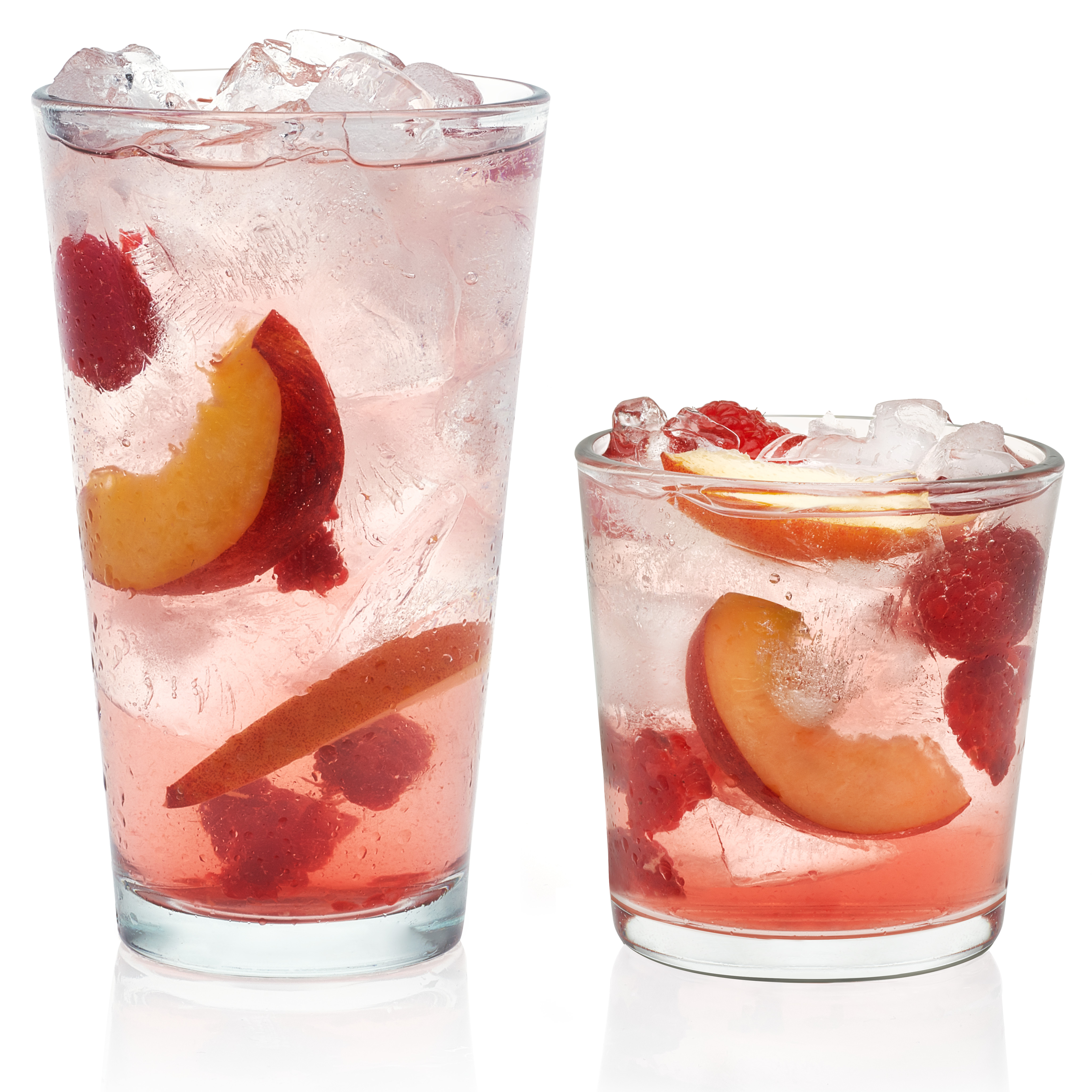 Libbey Preston 16-Piece Tumbler and Rocks Glass Set