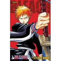 Bleach (3-in-1 Edition), Vol. 1 : Includes vols. 1, 2 & 3