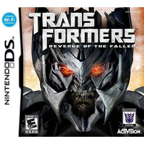 Transformers: Revenge of the Fallen - Decepticons Version (DS)