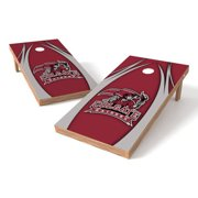 Wild Sports Collegiate Youngstown State U Shield 2x4 V Logo Tailgate Toss XL Game