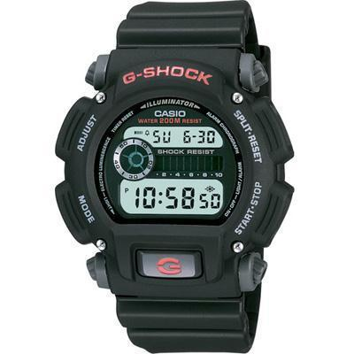 CASIO DW-9052-1VCF G Shock Mens Watch Black