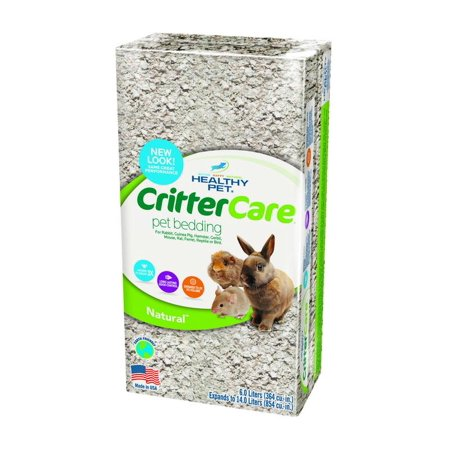 Healthy Pet CritterCare Paper Bedding, 14 L