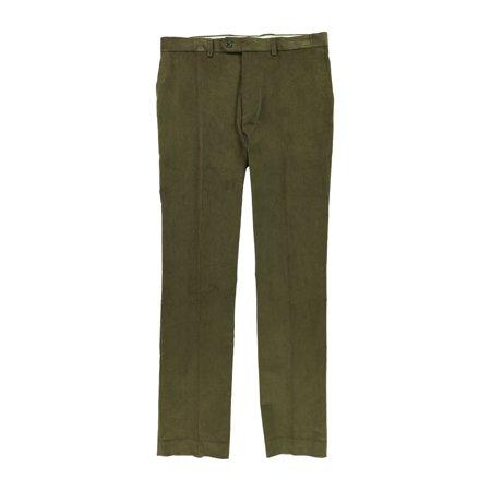 Ralph Lauren Mens Stretch Casual Corduroy Pants (Tan Stretch Corduroy)