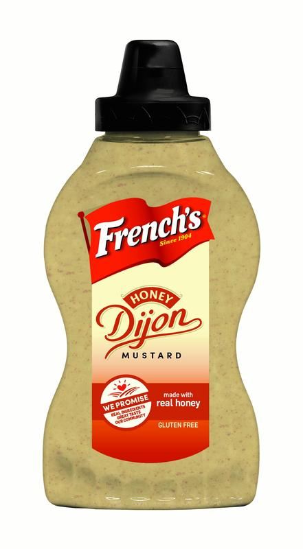 French's Honey Dijon Mustard, 12 oz by Reckitt Benckiser