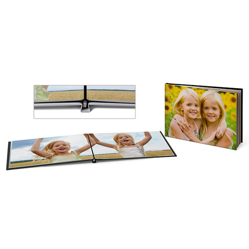 8x11 Custom Layflat Photo Book