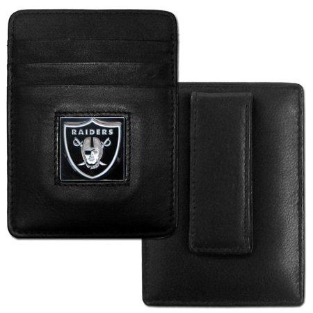 Oakland raiders official nfl money clip business card holder by oakland raiders official nfl money clip business card holder by siskiyou colourmoves