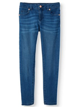 Wonder Nation Skinny Jean (Little Girls, Big Girls & Plus)