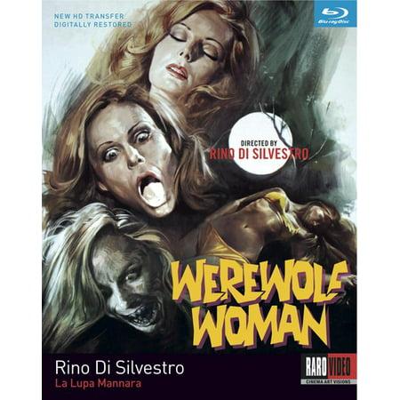 Werewolf Woman (La Lupa Mannara) (Blu-ray) (Werewolf Claw Marks)