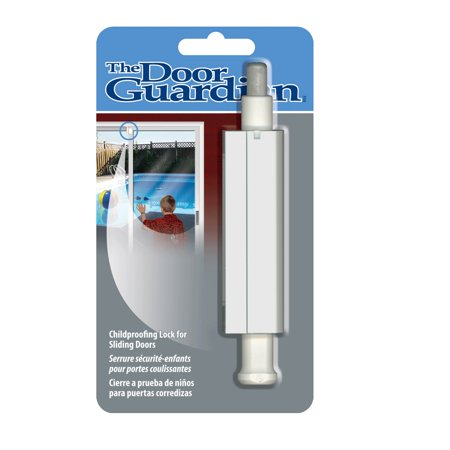 Cardinal Gates Patio Door Guardian Childproof Lock In White