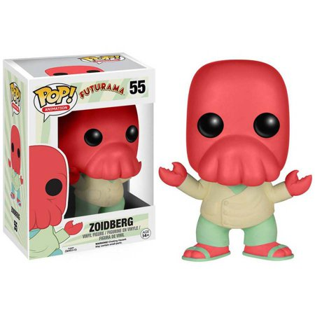 Funko Pop! TV: Futurama, Zoidberg