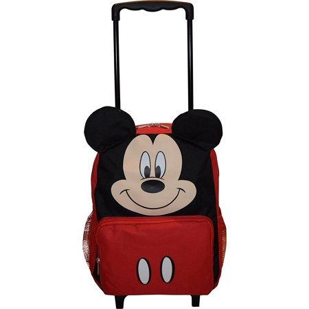 Mickey Mouse Backpack For Adults (Mickey Mouse 14 Softside Rolling)