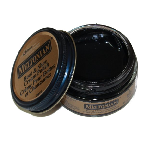 Meltonian Shoe Cream,  Black