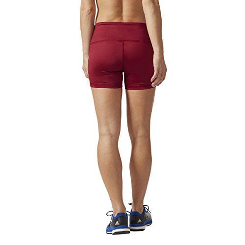 Adidas Women's Volleyball Four-Inch Short Tights, Collegi...