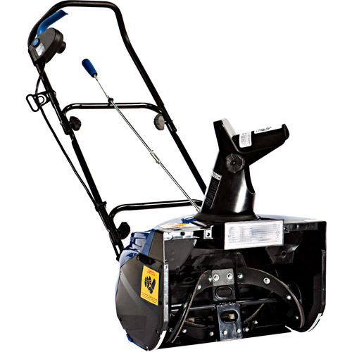 Snow Joe SJ621 Electric Single Stage Snow Thrower | 18-Inch | 13.5 Amp Motor | Headlights by Snowblowers