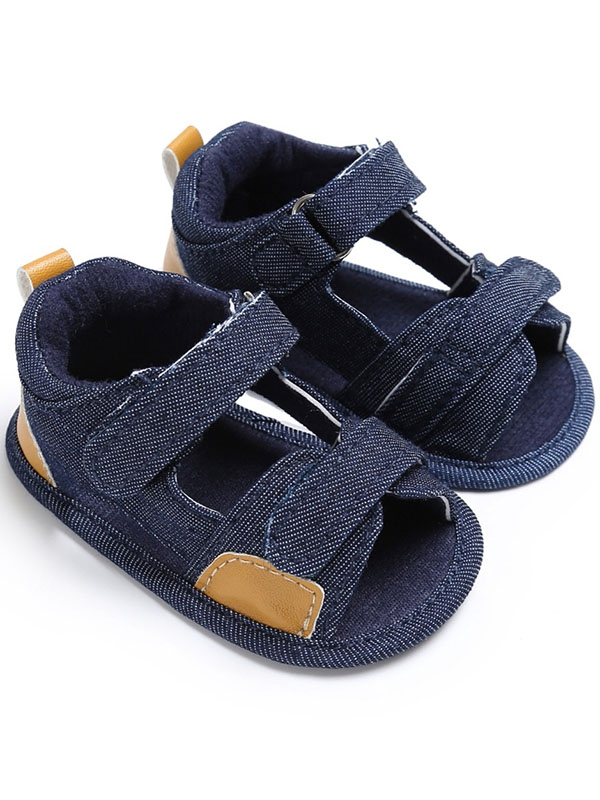 Lavaport Casual Baby Boy Soft Bottom Sandals First Walkers