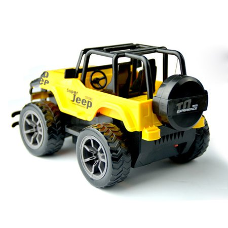 VENSE Kids Toy Car 1:24 Drift Speed Remote Control RC Jeep Off-Road Vehicle Car Toy - image 2 de 5