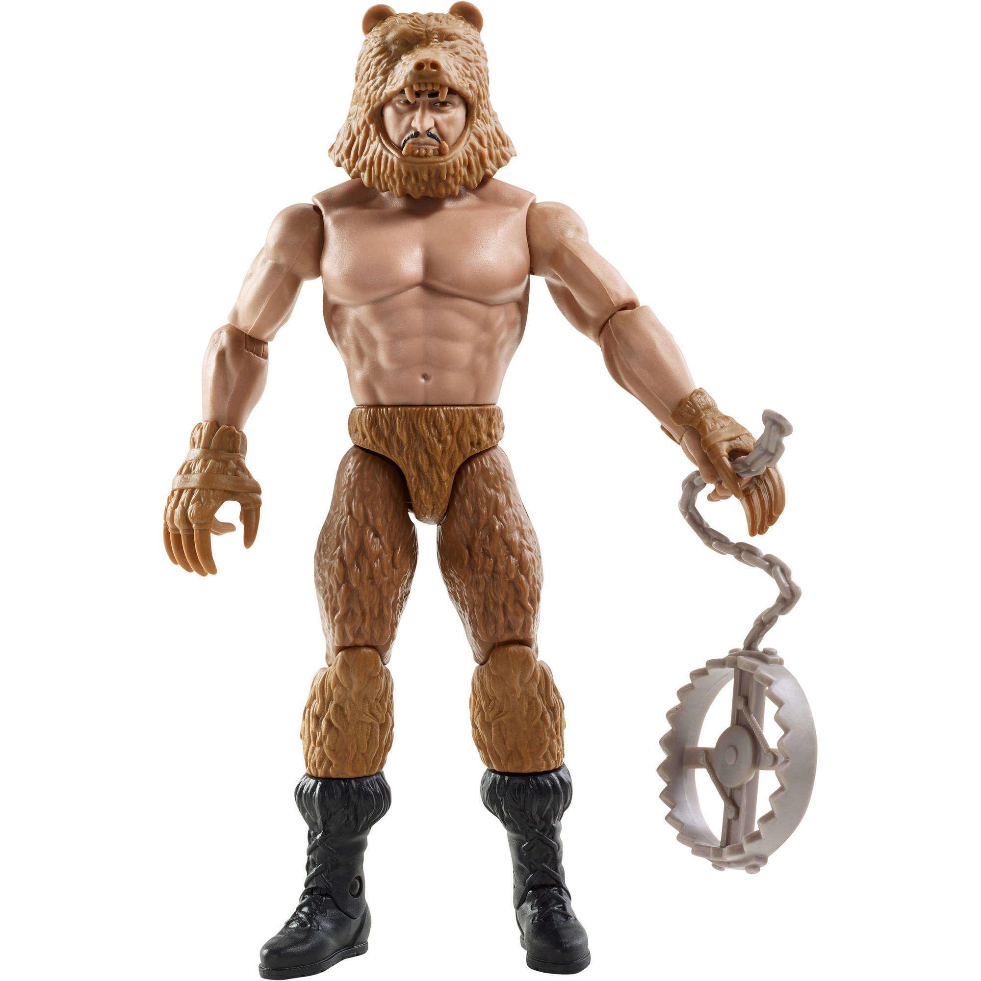 WWE Customize A Superstar Rusev Figure