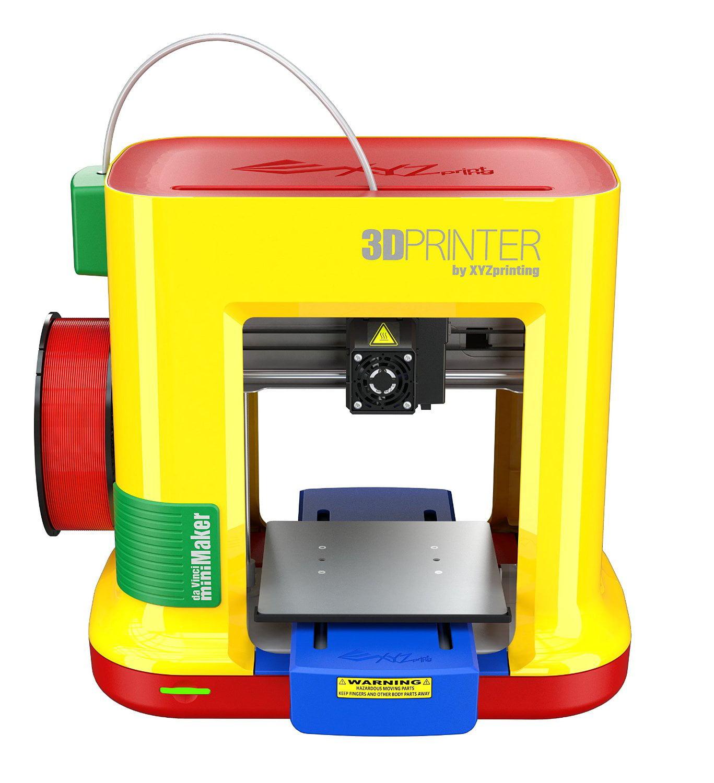 XYZ Printing da Vinci Mini Maker 3D Printer - Walmart.com