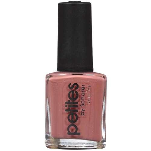 Petites: 412 Pink Suede Finger Nail Polish, .25 Fl Oz