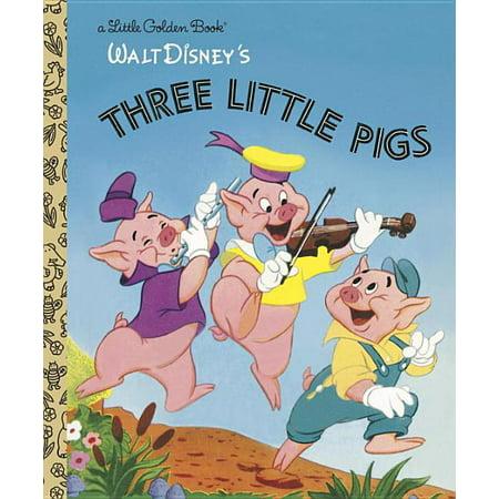 The Three Little Pigs (Disney Classic) Sad Little Pig