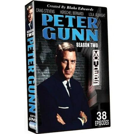 Peter Gunn: Season 2 (DVD)