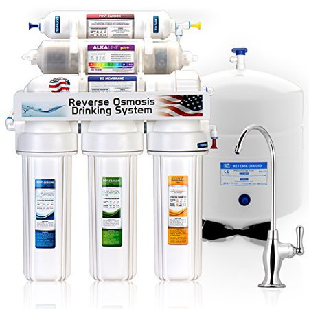 Express Water 8 Stage Alkaline Antioxidant Reverse Osmosis