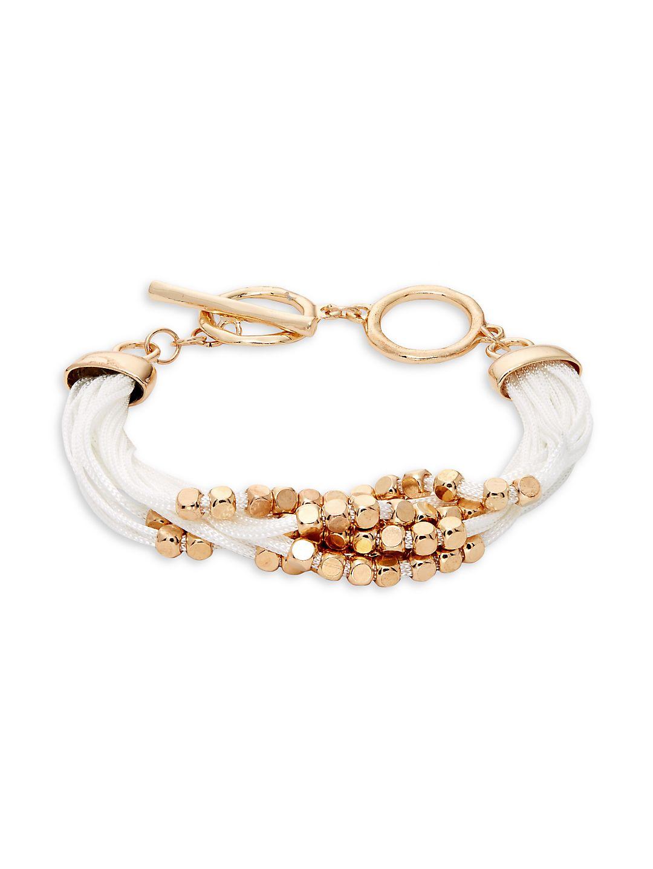 Studded Textured Bracelet