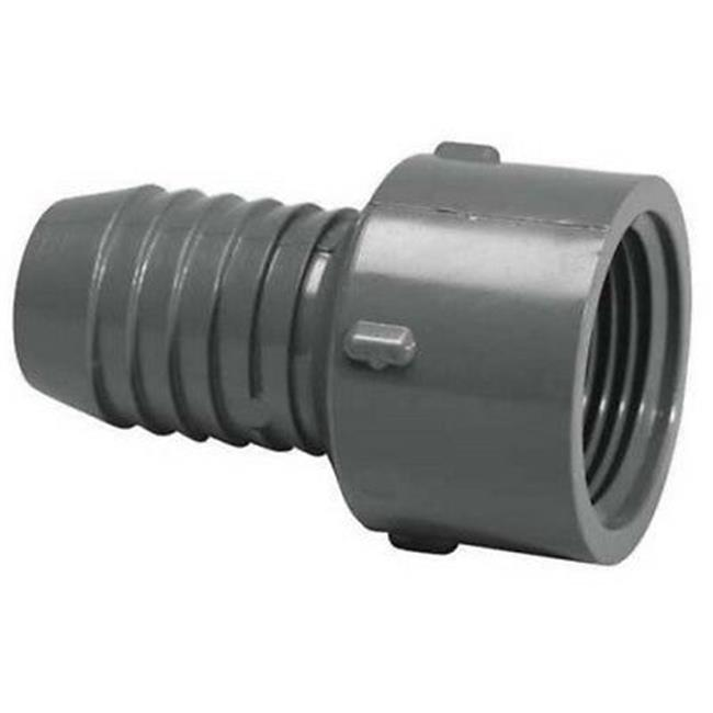 Lasco Fittings PV1435010 1 in. Insert Femal Pipe Thread Adapter - image 1 of 1