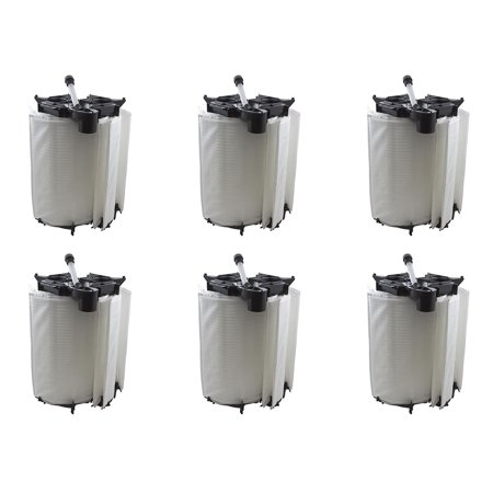 - Pentair Complete Element Grid Assembly 60 Sq Ft Pool DE Filter FNS Plus (6 Pack)