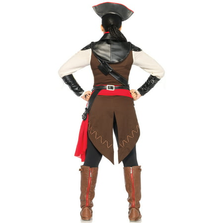 Assassin's Creed Women's 9PC.Aveline - Halloween Costumes Assassin's Creed