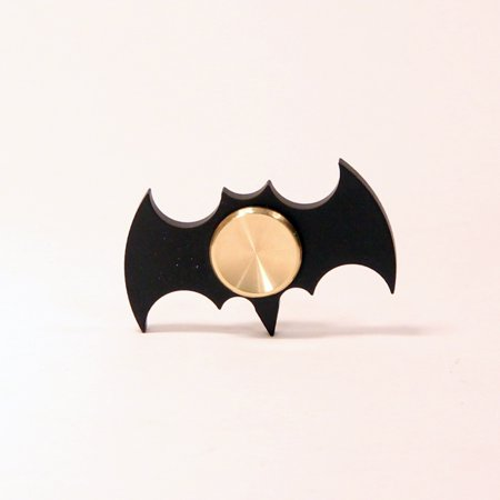 The Bat Fidget Hand Spinner Steel And Aluminum With Hybrid Bearing