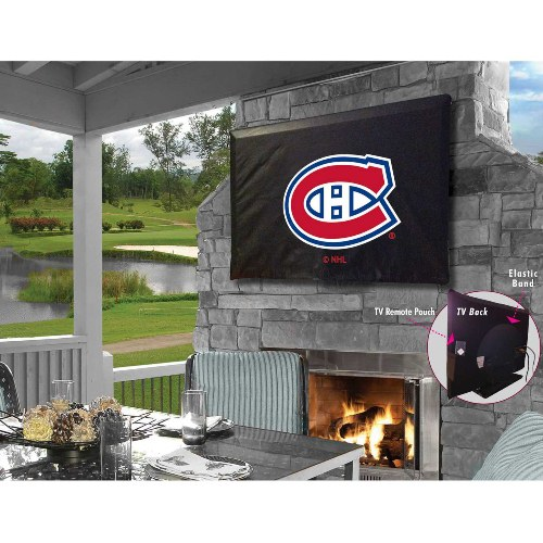 Montreal Canadiens TV Cover