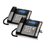 RCA ViSYS 25424RE1 (2-Pack) RCA 4-Line EXP Speakerphone w/ CID