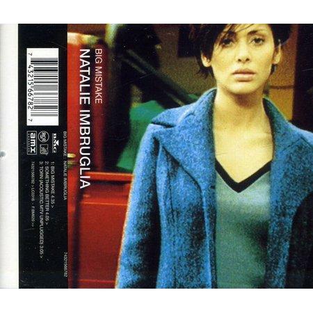 Natalie Imbruglia   Big Mistake Torn  Mtv Unplugged Ep   Cd