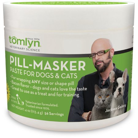 Tomlyn Pill-Masker for Dogs & Cats, 4 oz.