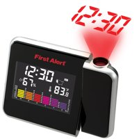 Spectra First Alert Weather Station Projection Clock