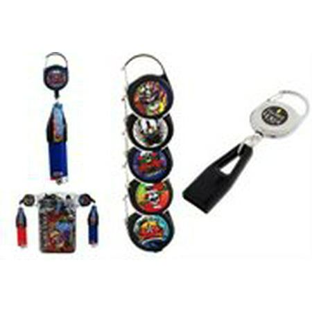 Outdoor Garage Lighter - Premium Lighter Leash - Death/Skull